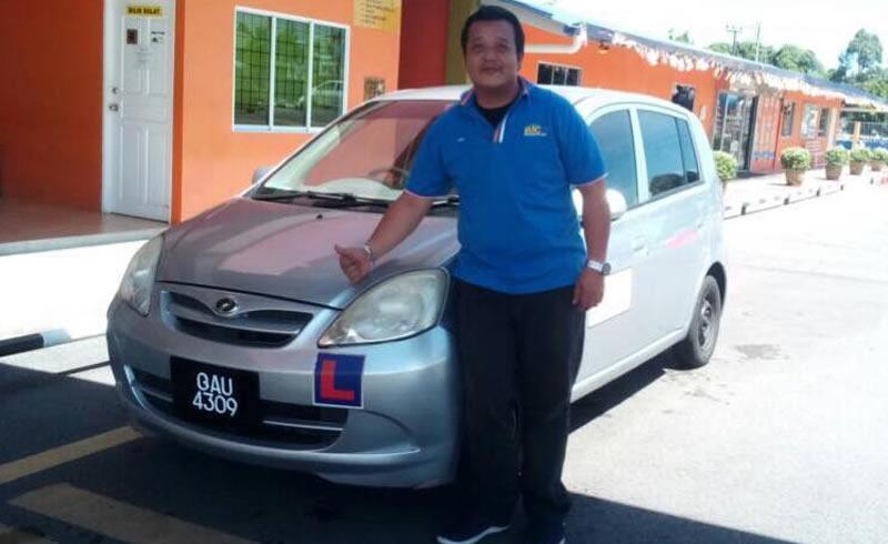 Encik Harman Bin Hamid