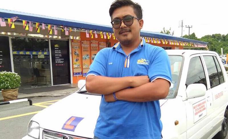 Encik Syed Azlan Shah Bin Wan Halami